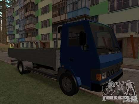 БАЗ Т-713 v.2 для GTA San Andreas