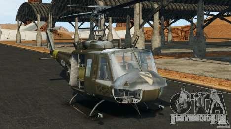 Bell UH-1 Iroquois для GTA 4