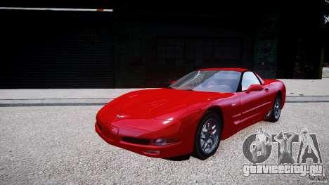 Chevrolet Corvette C5 v.1.0 EPM для GTA 4