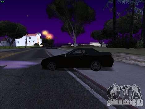 Elegy S13 для GTA San Andreas вид сзади слева
