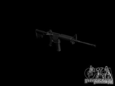 Оружие из GTA 4 для GTA San Andreas девятый скриншот