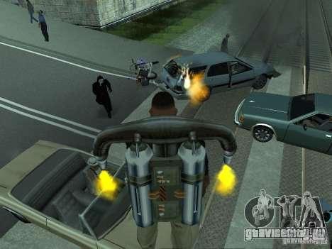 Реалистичный взрыв машин для GTA San Andreas пятый скриншот