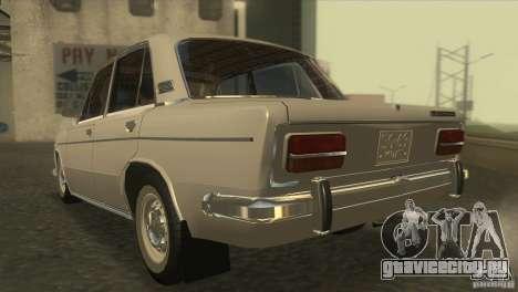 ВАЗ 2103 Resto для GTA San Andreas вид сзади слева