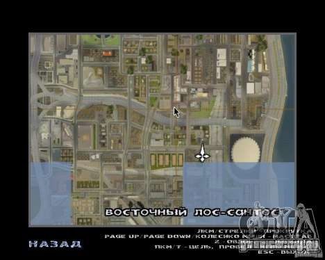 NewFontsSA 2012 для GTA San Andreas шестой скриншот