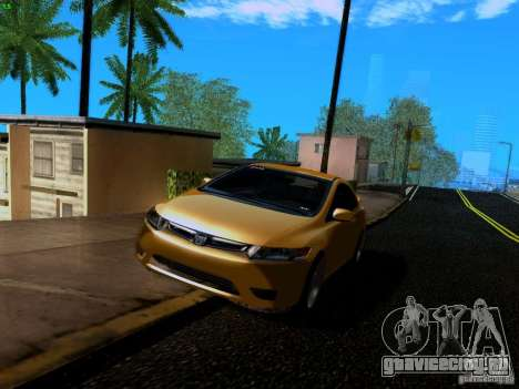 Honda Civic Si JDM для GTA San Andreas