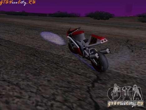 Neon - неоновая подсветка в GTA San Andreas для GTA San Andreas второй скриншот