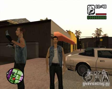 Томми для GTA San Andreas