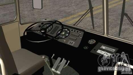 ЛАЗ 699Р 93-98 Скин 1 для GTA San Andreas вид сбоку