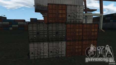 Tokyo Docks Drift для GTA 4 седьмой скриншот