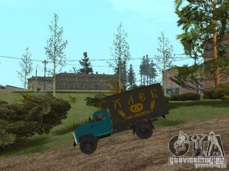 ГАЗ 52 для GTA San Andreas вид сзади слева
