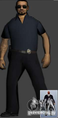 New FBI Agents для GTA San Andreas четвёртый скриншот