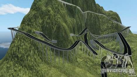MG Downhill Map V1.0 [Beta] для GTA 4 второй скриншот