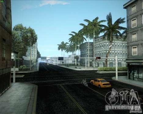 Новые дороги во всем San Andreas для GTA San Andreas десятый скриншот
