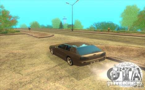 New Elegy Hatch 2011 для GTA San Andreas вид сзади слева