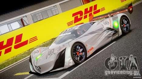 Mazda Furai Concept 2008 для GTA 4