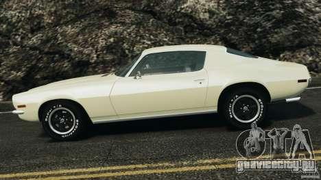 Chevrolet Camaro 1970 v1.0 для GTA 4 вид слева