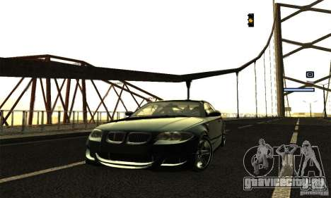 ENB Series 2013 HD by MR для GTA San Andreas седьмой скриншот