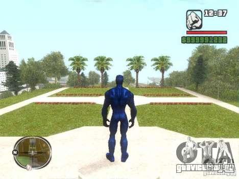 Spider Man 2099 для GTA San Andreas второй скриншот