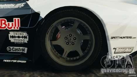 Mazda RX-7 Mad Mike для GTA 4 вид сверху
