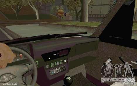 Lada Niva для GTA San Andreas вид сзади слева