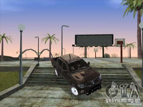 Los Angeles ENB modification Version 1.0 для GTA San Andreas четвёртый скриншот