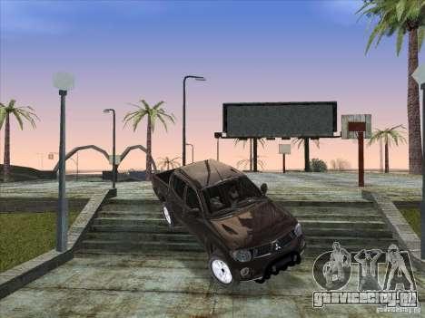 Los Angeles ENB modification Version 1.0 для GTA San Andreas четвёртый скриншот
