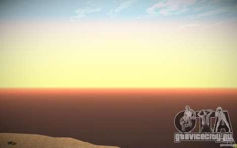 HD Вода v3.0 для GTA San Andreas