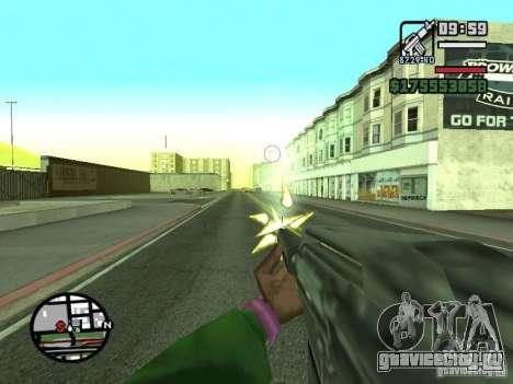 Вид от первого лица (First-Person mod) для GTA San Andreas восьмой скриншот