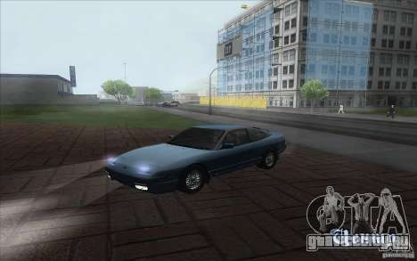Nissan 200SX 1.8 Turbo 1990 для GTA San Andreas