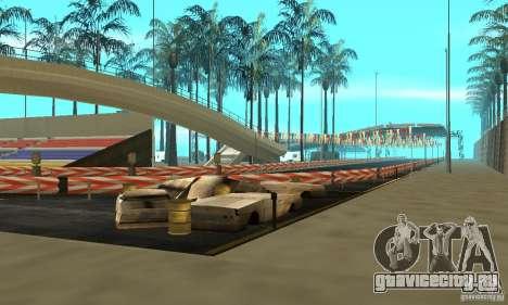 Island of Dreams V1 для GTA San Andreas четвёртый скриншот