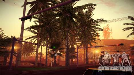 HD Trees для GTA San Andreas третий скриншот