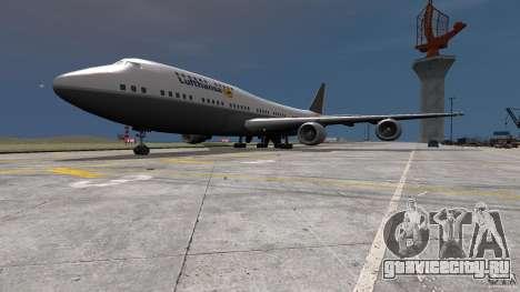 Lufthansa MOD для GTA 4