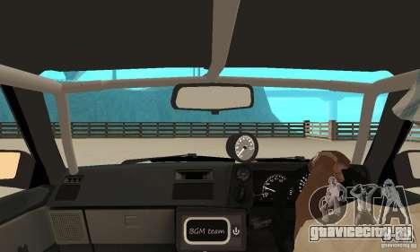 Toyota Sprinter для GTA San Andreas вид сзади