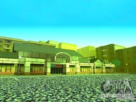 Новые текстуры магазина SupaSave для GTA San Andreas