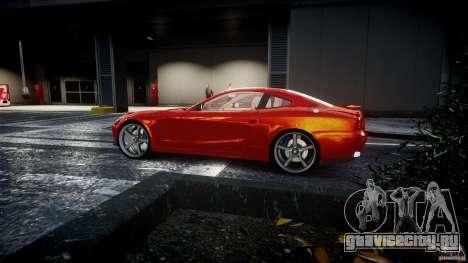 Ferrari 612 Scaglietti custom для GTA 4 вид сверху