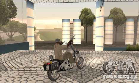 Урал Волк 1998 для GTA San Andreas вид слева