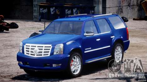 Cadillac Escalade [Beta] для GTA 4