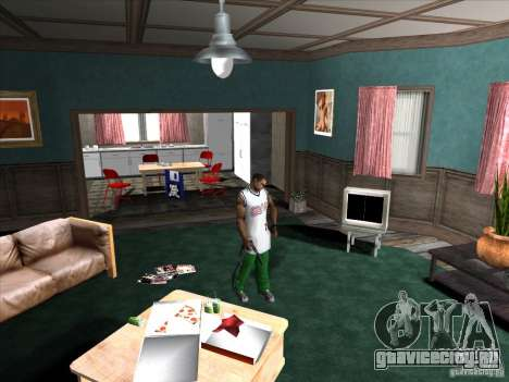Прикрутить/открутить глушитель для GTA San Andreas третий скриншот