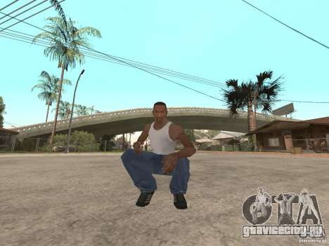 Awesome .IFP V3 для GTA San Andreas второй скриншот