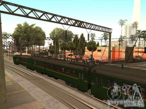 Контактная сеть 2 для GTA San Andreas пятый скриншот