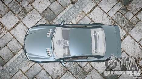 Mercedes Benz SL65 AMG V1.1 для GTA 4 вид справа