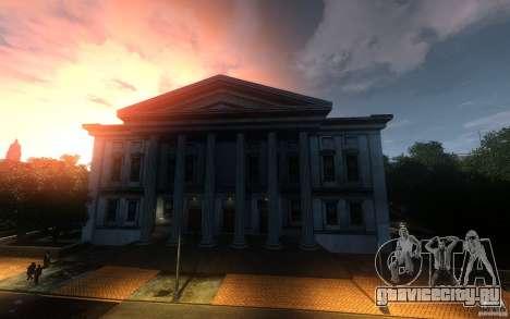Меню и экраны загрузки Liberty City в GTA 4 для GTA San Andreas шестой скриншот