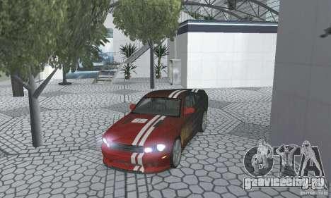 Saleen S281 Pack 1 для GTA San Andreas вид изнутри