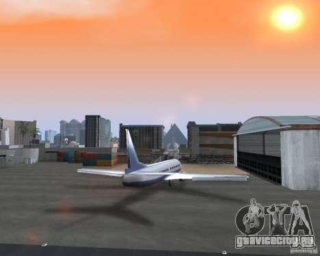 ENBSeries для слабых PC для GTA San Andreas четвёртый скриншот