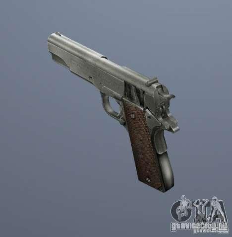 Gunpack from Renegade для GTA Vice City третий скриншот