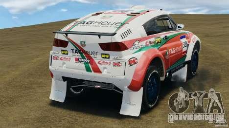 Mitsubishi Montero EVO MPR11 2005 v1.0 [EPM] для GTA 4 вид сзади слева