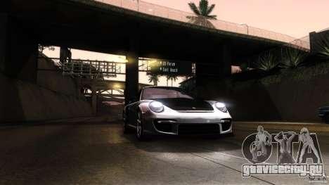 Porsche 911 GT2 RS 2012 для GTA San Andreas вид сверху