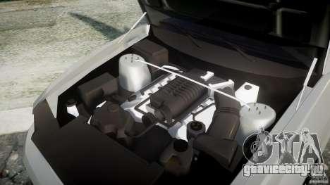 Ford Mustang V6 2010 Premium v1.0 для GTA 4 вид сзади