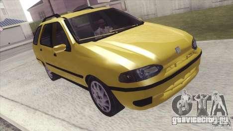 Fiat Palio Weekend 1997 для GTA San Andreas