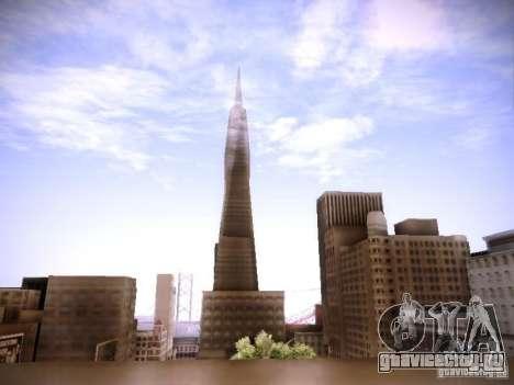 New ENBSeries для GTA San Andreas шестой скриншот